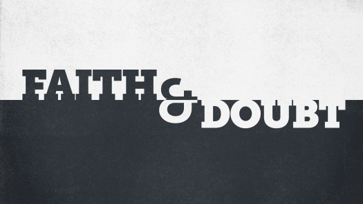 Image result for faith and doubt logo