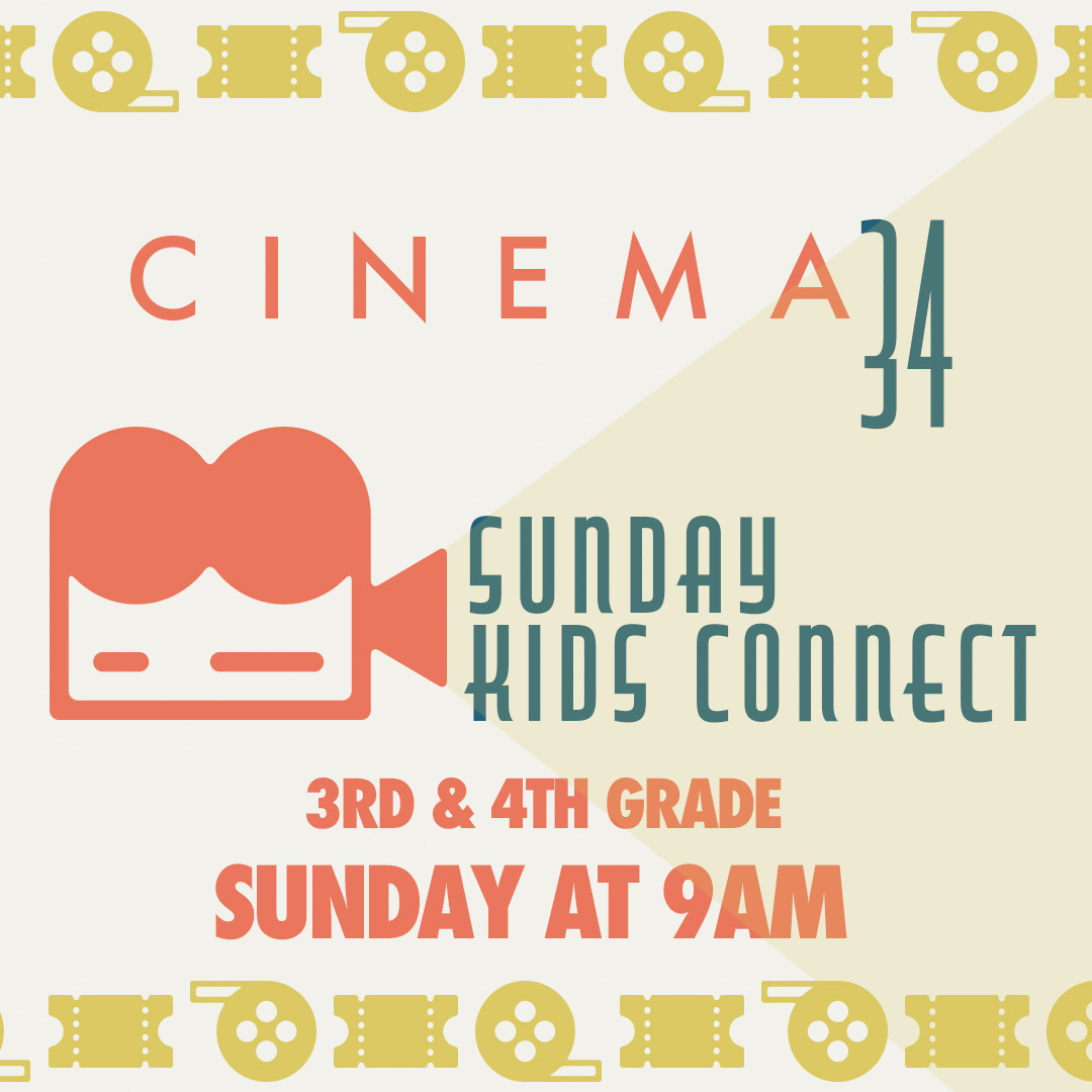Sunday Kids Connect
