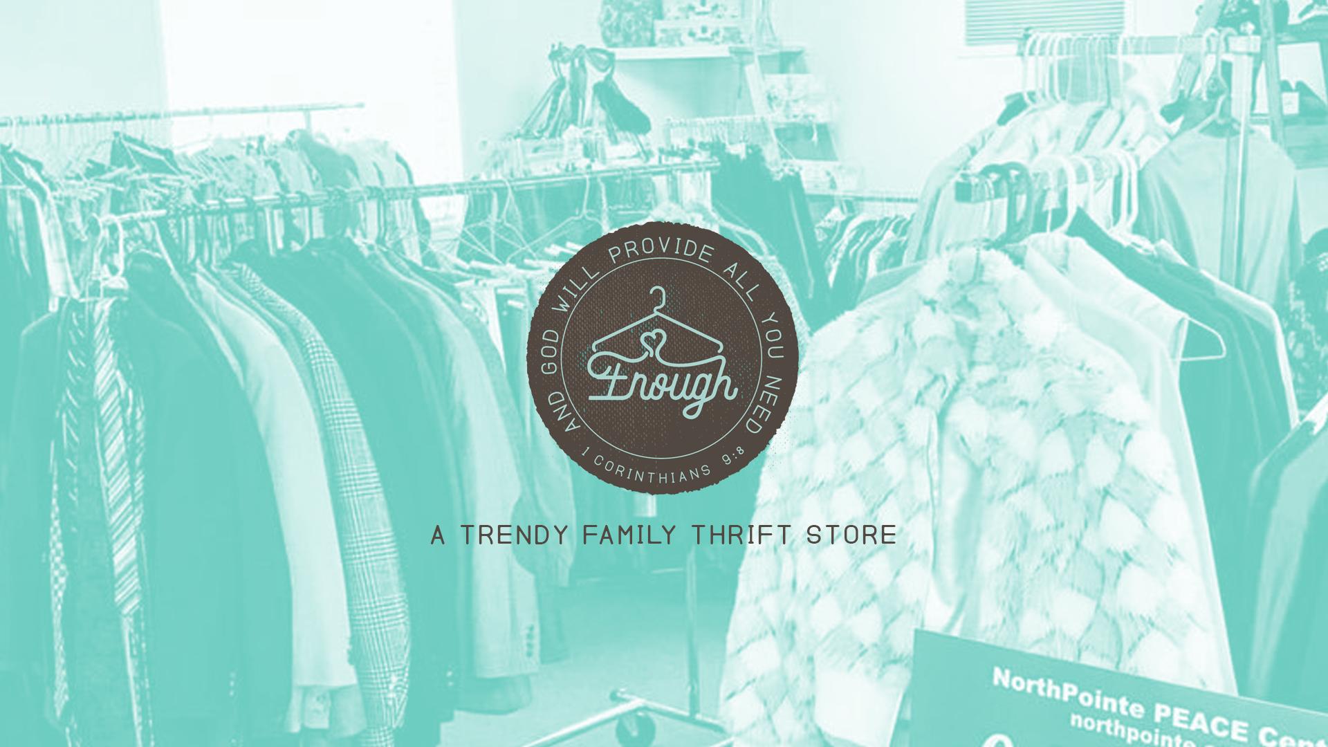 Enough Trendy Family Clothing Closet