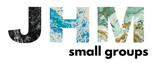 JHM Small Groups Logo