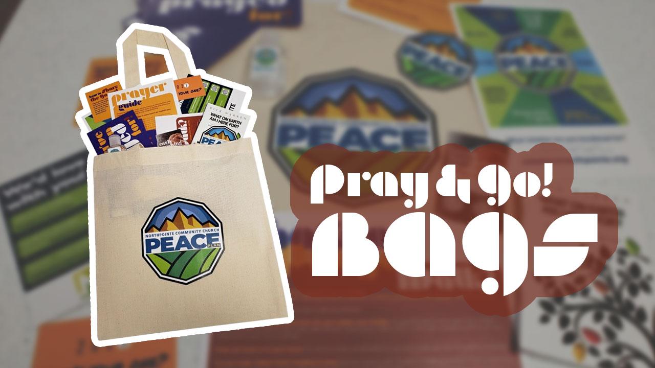 Pray & Go Bags